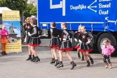 Dansmariekes Koningsdag 2018